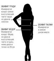 Таблица размеров женского эротического белья