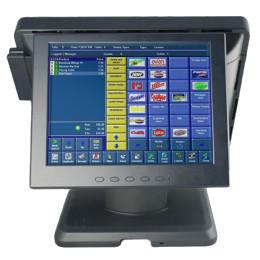"""Сенсорный POS терминал SPARK TT-2115 2М 15"""" 2Gb ОЗУ 320Gb"""
