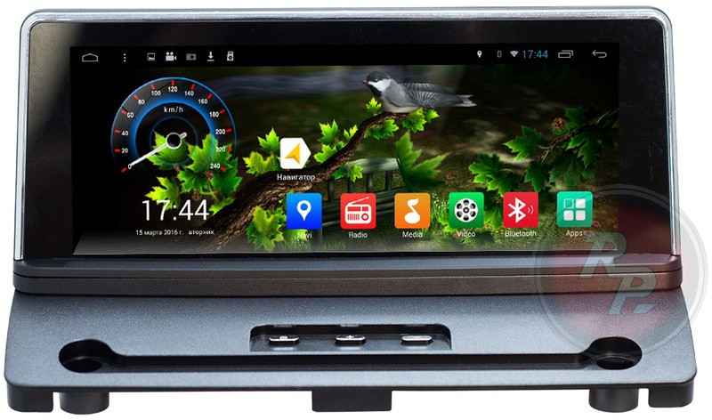 "Автомагнитола RedPower Volvo XC90 (RP21190B) S210 Android 4.4  - Интернет магазин ""Navigator"" в Одессе"
