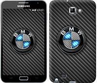 """Чехол на Samsung Galaxy Note i9220 BMW. Logo v3 """"3109u-316-481"""""""