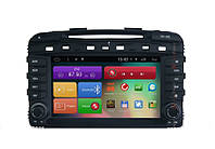 Автомагнитола RedPower KIA Sorento New DVD (RP21342) S210 Android 4.4