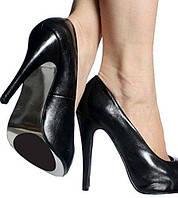 Самоклеющиеся подушечки-накладки лля обуви против скольжения (2 шт.)