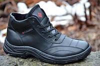Мужские кожаные зимние ботинки Columbia / Чоловічі шкіряні зимові ботинки Columbia