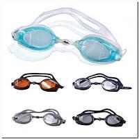 Очки для плавания CLEAR AQUA BLUE 737AF