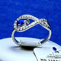 Серебряное кольцо Знак Бесконечности кс 1151с
