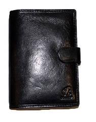 Мужские кошельки из натуральной кожи COSSET  (14.5x10.5)