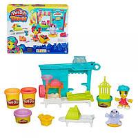 Игровой набор Hasbro Play-Doh Зоомагазин B3418