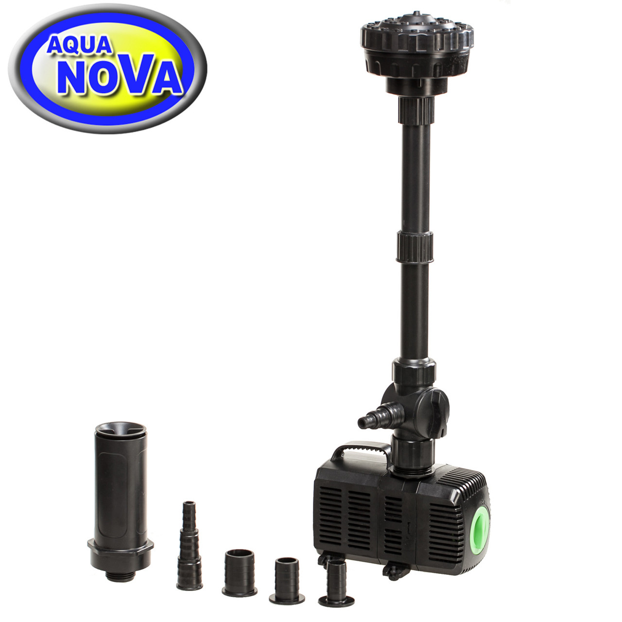Насос для ставка фонтану AquaNova NM-6500 Fountain SuperEco