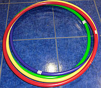 Обруч гимнастический d- 90 см (пластик)