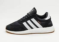 "Кроссовки Adidas Iniki Runner Boost ""Black/White"""