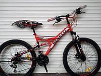 Велосипед двухподвесс Benetti Quattro 26 2018