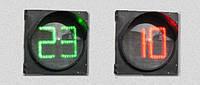 Табло зворотного відліку часу ТВЧ1 200 мм