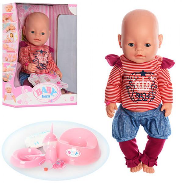 Куклы интерактивные, функциональные, Baby Born