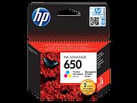 Картридж HP DJ No.650 DJ2515 Color (CZ102AE)