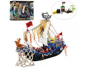 Ігровий набір піратський корабель