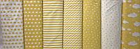 Турецкая ткань для постельного белья № WH-005
