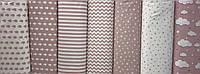 Турецкая ткань для постельного белья № WH-0003
