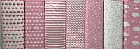 Турецкая ткань для постельного белья № WH-002