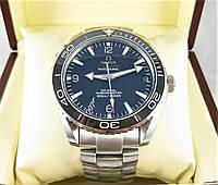 Часы OMEGA Seamaster 44mm Skyfall Edition 007 Silver/Black. Реплика: Elite.