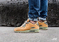 "Кроссовки Nike Air Max 90 Winter PRM ""Wheat"""