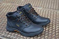 Мужские кожаные ботинки Ecco