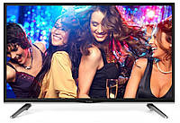"Телевизор 32"" Bravis LED-32E3000 Smart +T2 black"