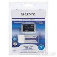 Карта пам`яті MStick PRO Duo 1GB SONY+adapter