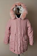 Зимняя куртка на девочку от 10-16 лет