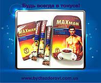 """""""MAXman coffee""""- возбуждающий кофе для мужчин."""