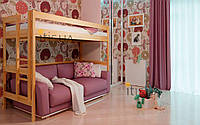 Двухъярусная кровать Чердак 90х200 см. НеоМебель