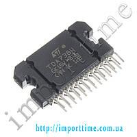 Микросхема TDA7384 (FLEXIWATT-25)