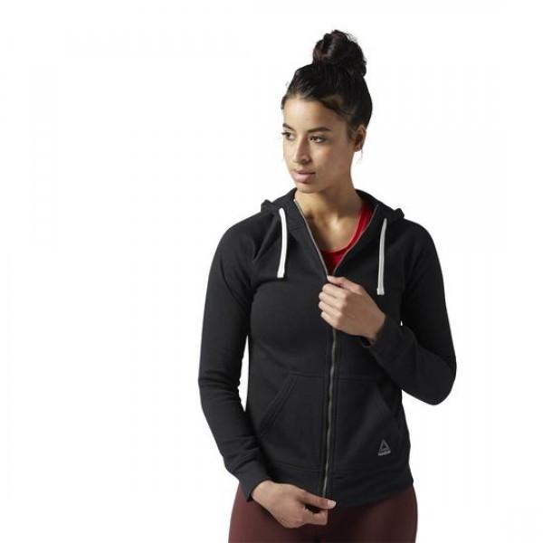 Женская толстовка Reebok Elements Fleece (Артикул: BS4115)