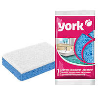 Целюлозная губка для ванной комнаты YORK HIM-Y-035020
