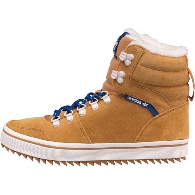 Кроссовки мужские Adidas Honey Hill Tan С МЕХОМ (адидас) бежевые -  Мультибрендовый интернет- 499d7f03411d1
