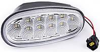 Фара противотуманная дневного света штатная DAEWOO LANOS, LED, правая, 1 шт.