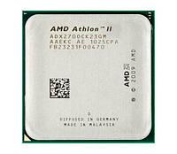 Процессор AMD (AM3) Athlon II X2 270, Tray, 2x3,4 GHz, L2 2Mb, Regor, 45 nm, TDP 65W (ADX270OCK23GM)
