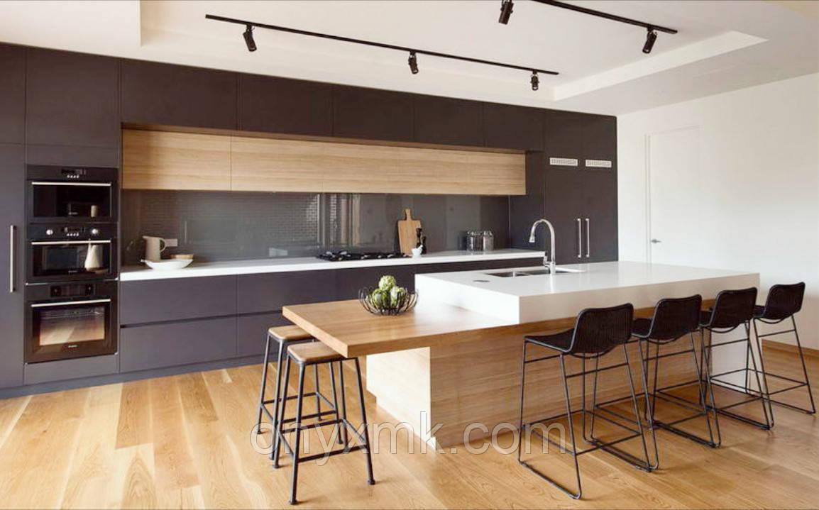 Кухонная мебель по индивидуальному проекту