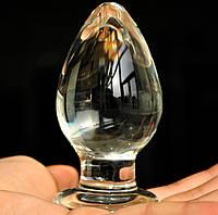 Анальная пробка 105*50 mm (стекло)