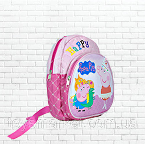 Детский рюкзак Свинка Пеппа (копия)