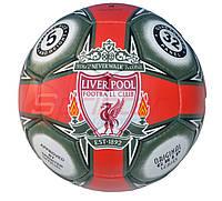 """Мяч футбольный """"FC LIVERPOOL"""". М'яч футбольний"""