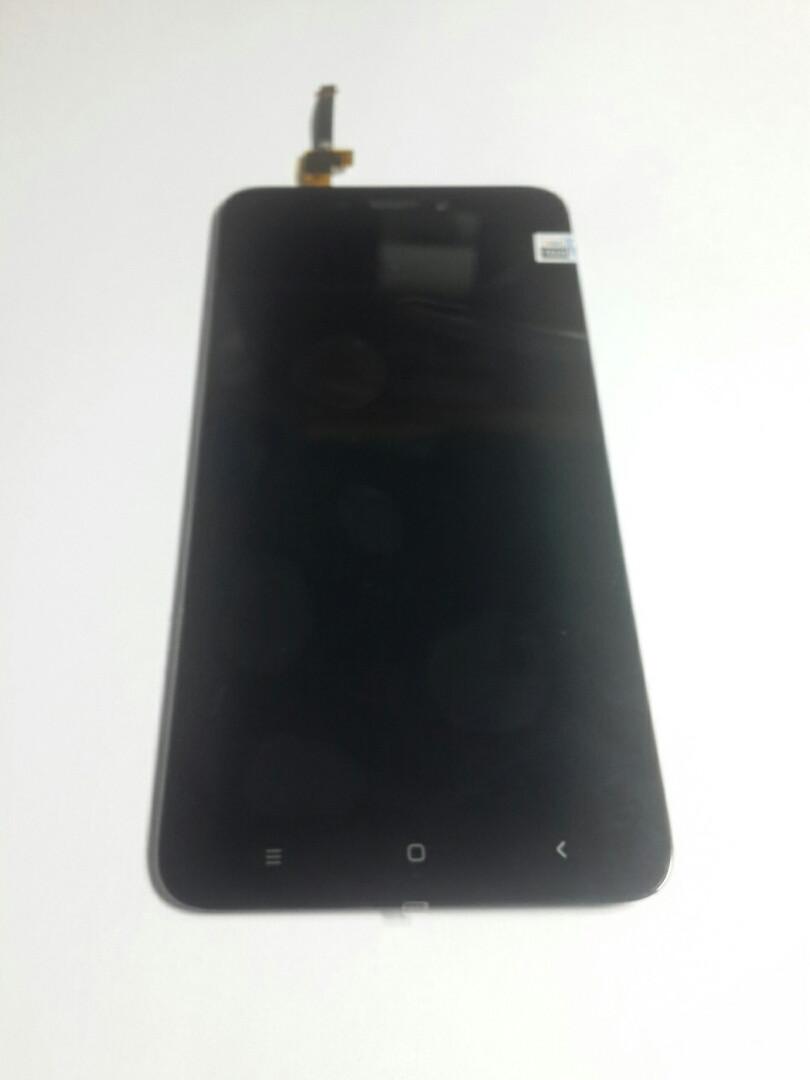 Дисплей для Xiaomi Redmi Note 4X черный, с тачскрином