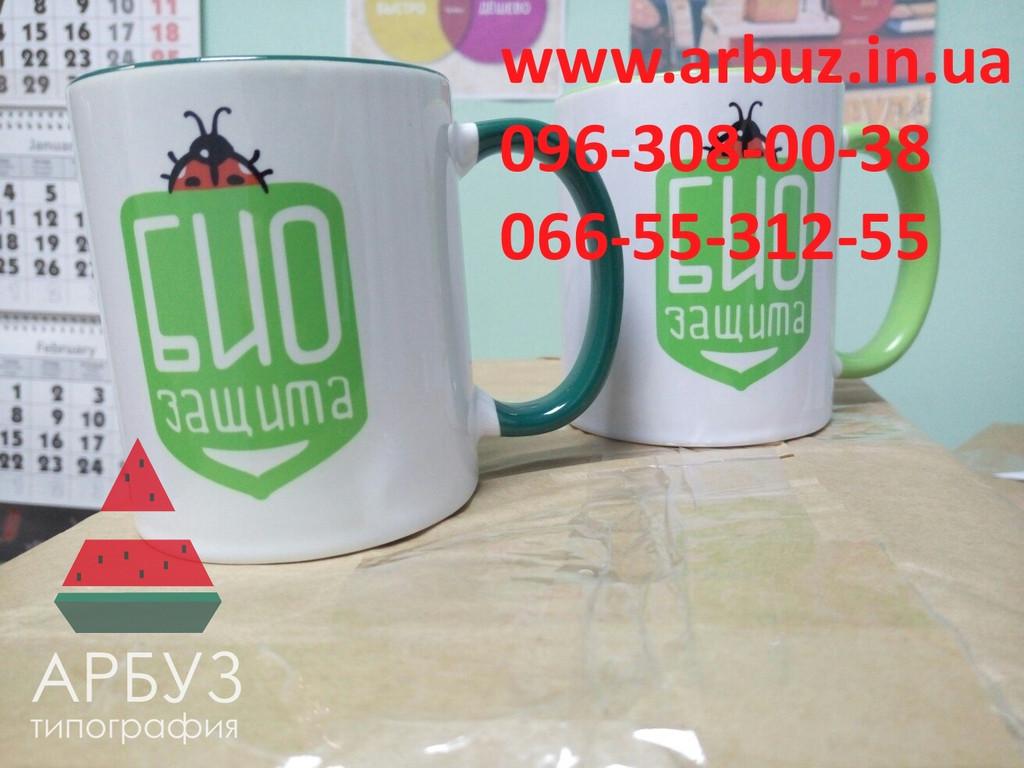 Печать на чашках и кружках в Днепре