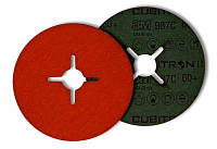 Фибровый круг 3М 987С