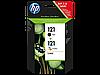 Картридж HP DJ No.121 Black/color (CC640+CC643) Combo Pack (CN637HE)