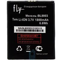 Аккумулятор Fly BL8003 1800 mAh IQ4491 AAA класс