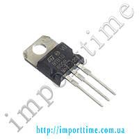 Тиристор BTB10-600 (TO-220)