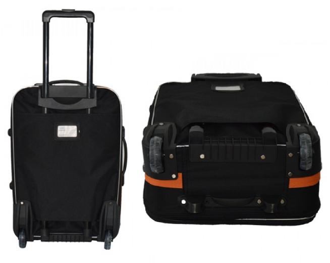 ... Дорожный чемодан Bonro Best на колесах (Средний) с выдвижной ручкой, ... e5fb43699d7