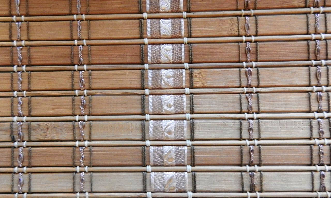 Ролета бамбуковая BRM 271, 90х160