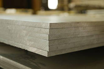 Алюминиевая плита 25 мм Д16, фото 2