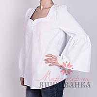 Заготовка для женской вышиванки  СЖ-09 л